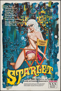 "Starlet! (EVI, 1969). One Sheet (27"" X 41""). Adult"