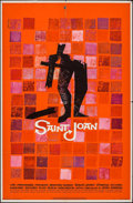 "Movie Posters:Drama, Saint Joan (United Artists, 1957). One Sheet (27"" X 41""). Drama....."