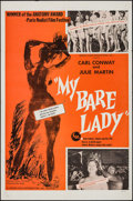 "Movie Posters:Sexploitation, My Bare Lady (Union Film Distributors, 1963). One Sheet (27"" X41""). Sexploitation.. ..."