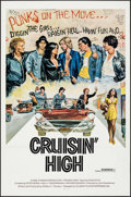 "Movie Posters:Crime, Cruisin' High & Other Lot (Ellman Enterprises, 1976). One Sheets (35) (27"" X 41"") Flat Folded. Crime.. ... (Total: 35 Items)"