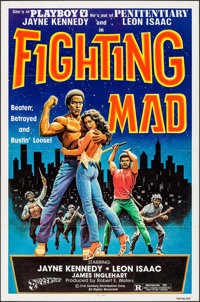 """Body and Soul (Cannon, 1981). One Sheets (30) (27"""" X 41""""). Sports. Also known as Fighting Mad. ... (Total: 30..."""