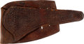 """Arms Accessories:Holsters, """"Patton & Co. Tombstone"""" Leather Holster...."""