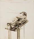 Photographs, William R. Palmer (b. 1884). Interesting group of 39 photographs relating to the Columbia Graphophone Company, circa 192...