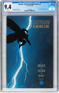 Modern Age (1980-Present):Superhero, Batman: The Dark Knight Returns #1 (DC, 1986) CGC NM 9.4 Whitepages....