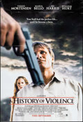 "Movie Posters:Action, A History of Violence (New Line, 2005). Bus Shelter (49.25"" X 70.75"") DS Advance. Action.. ..."