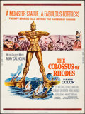 "Movie Posters:Adventure, The Colossus of Rhodes & Others (MGM, 1961). Posters (4) (30"" X40""). Adventure.. ... (Total: 4 Items)"