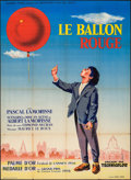 "Movie Posters:Foreign, The Red Balloon (Films Montsouris, 1956). French Grande (45.25"" X 61.25""). Foreign.. ..."