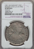 Netherlands East Indies, Netherlands East Indies: Madura Ducaton ND (1811-54) VF Details(Tooled) NGC,...