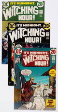 Bronze Age (1970-1979):Horror, The Witching Hour Group of 14 (DC, 1972-76) Condition: AverageFN.... (Total: 14 Comic Books)