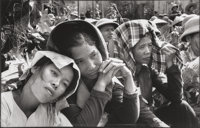 Marc Riboud (French, 1923-2016) Vietnam, 1967 Gelatin silver, printed later 7-3/4 x 11-3/4 inches