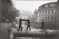 Photographs, Marc Riboud (French, 1923-2016). Karlovy Vary, 1963. Gelatin silver, printed later. 7-3/4 x 11-3/4 inches (19.7 x 29.8 c...