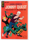 Silver Age (1956-1969):Adventure, Jonny Quest #1 (Gold Key, 1964) Condition: FN....