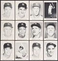 Baseball Cards:Sets, 1960 New York Yankees Team Picture Pack Set (12) With Original Envelope....