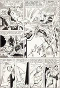 Original Comic Art:Panel Pages, Don Heck and Chic Stone Tales of Suspense #59 Story Page 5Iron Man Original Art (Marvel, 1964)....
