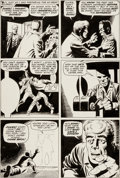 Original Comic Art:Panel Pages, Steve Ditko Tales of Suspense #43 Page 3 Original Art(Marvel, 1963)....