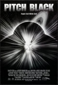 """Movie Posters:Science Fiction, Pitch Black & Others (USA Films, 2000). One Sheets (2) (27"""" X 40"""") DS. Science Fiction.. ... (Total: 2 Items)"""