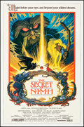 "Movie Posters:Animation, The Secret of NIMH & Other Lot (MGM/UA, 1982). One Sheets (2)(27"" X 41""). SS. Animation.. ... (Total: 2 Items)"