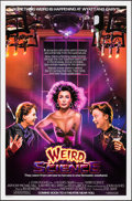 "Movie Posters:Science Fiction, Weird Science (Universal, 1985). Advance One Sheet (27"" X 41"").Science Fiction.. ..."