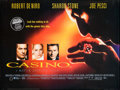 "Movie Posters:Crime, Casino (Universal, 1995). British Quad (30"" X 40"") DS. Crime.. ..."