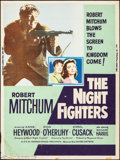 "Movie Posters:War, The Night Fighters & Others Lot (United Artists, 1960). Posters(4) (30"" X 40""). War.. ... (Total: 4 Items)"