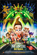 "Movie Posters:Animation, Jimmy Neutron: Boy Genius (Paramount, 2001). One Sheets (6) (27"" X 40"") DS Advance 2 Styles. Animation.. ... (Total: 6 Items)"