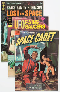 Silver Age Sci-Fi Related Group of 47 (Various Publishers, 1960s) Condition: Average FN/VF.... (Total: 47 Comic Books)