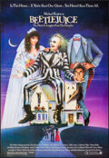 "Movie Posters:Comedy, Beetlejuice (Warner Brothers, 1988). One Sheet (27"" X 39.5""). Comedy.. ..."