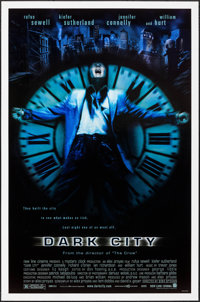 """Dark City & Other Lot (New Line, 1998). One Sheets (2) (27"""" X 41""""). DS. Science Fiction. ... (Total: 2 Ite..."""