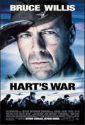 "Movie Posters:War, Hart's War & Others Lot (MGM, 2002). One Sheets (3) DS Advance& International One Sheets (3) (27"" X 40"") DS. War.. ...(Total: 6 Items)"
