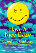 "Movie Posters:Comedy, Dazed and Confused (Gramercy, 1993). One Sheet (26.75"" X 37.5""). Comedy.. ..."