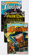 Bronze Age (1970-1979):Horror, The Phantom Strange and The Shadow Group of 20 (DC, 1970s)Condition: Average FN.... (Total: 20 Comic Books)