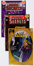 Bronze Age (1970-1979):Horror, House of Secrets Group of 16 (DC, 1971-77) Condition: AverageFN.... (Total: 16 Comic Books)