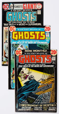 Bronze Age (1970-1979):Horror, Ghosts Group of 19 (DC, 1972-76) Condition: Average FN.... (Total:19 Comic Books)