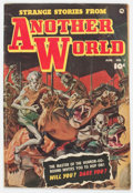 Golden Age (1938-1955):Horror, Strange Stories from Another World #2 (Fawcett Publications, 1952)Condition: VG+....
