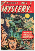 Golden Age (1938-1955):Horror, Journey Into Mystery #17 (Atlas, 1954) Condition: VG+....