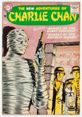 Silver Age (1956-1969):Mystery, The New Adventures of Charlie Chan #2 (DC, 1958) Condition: VG+....