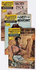 Silver Age (1956-1969):Classics Illustrated, Classics Illustrated Box Lot (Gilberton, 1964-69) Condition:Average FN.... (Total: 2 Box Lots)