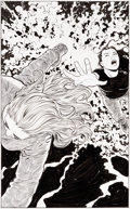 Original Comic Art:Splash Pages, Terry Moore Echo #20 Splash Page 18 Original Art (AbstractStudio, 2010)....