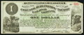 Obsoletes By State:Iowa, Newton, IA- Chicago, Burlington and Pacific Rail Road Company $1Apr. 1, 1882. ...
