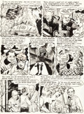 Original Comic Art:Panel Pages, Graham Ingels Vault of Horror #33 Story Page 3 Original Art(EC, 1953)....