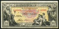 Canadian Currency: , Canada Toronto, ON- Canadian Bank of Commerce $20 Jan. 2, 1935 Ch.# 75-18-10. ...