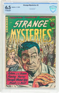 Golden Age (1938-1955):Horror, Strange Mysteries #8 (Superior Comics, 1952) CBCS FN+ 6.5 Off-whiteto white pages....