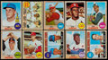 Baseball Cards:Sets, 1968 Topps Baseball Complete Set (598) Plus 5 Extra Checklists. ...