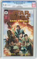 Modern Age (1980-Present):Science Fiction, Star Wars: Dark Empire II #6 Gold Foil Edition (Marvel, 1995) CGCNM/MT 9.8 White pages....