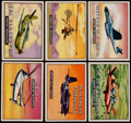 "Non-Sport Cards:Lots, 1952 Topps ""Wings"" Collection (89)...."