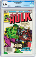 Modern Age (1980-Present):Superhero, The Incredible Hulk #271 (Marvel, 1982) CGC NM+ 9.6 Off-white towhite pages....