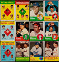 Baseball Cards:Lots, 1963 Topps Baseball Collection (700). ...