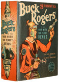 Golden Age (1938-1955):Science Fiction, Big Little Book #1437 Buck Rogers (Whitman, 1938) Condition: FN+....