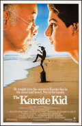 """Movie Posters:Sports, The Karate Kid & Others Lot (Columbia, 1984). One Sheets (3) (27"""" X 41""""). Sports.. ... (Total: 3 Items)"""