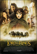 """Movie Posters:Fantasy, The Lord of the Rings: The Fellowship of the Ring & Others Lot(New Line, 2001). Advance One Sheets (3) (27"""" X 40""""). SS. Fan...(Total: 3 Items)"""